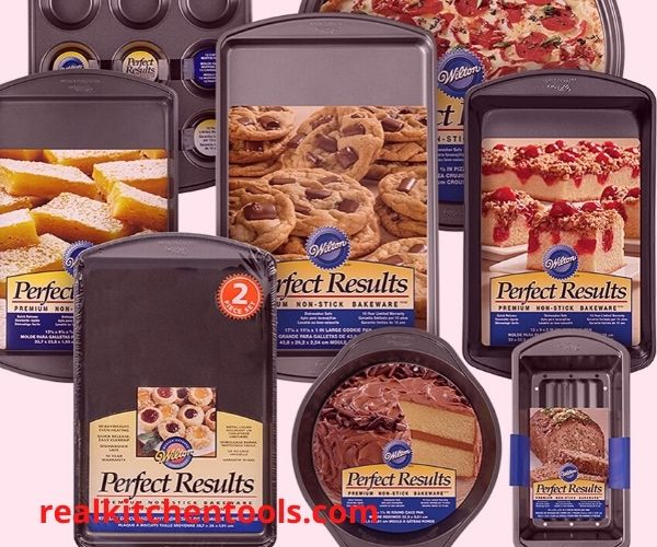 Wilton Perfect Results 8-Piece