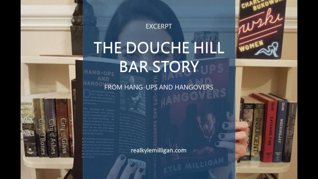 Hang-Ups and Hangovers, Kyle Milligan, Excerpt,