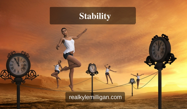 Stability New Adult Romance Author Kyle Milligan realkylemilligan