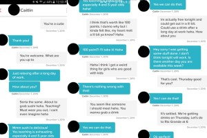 How to talk to and get a girl on tinder