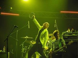 rock star tambourine