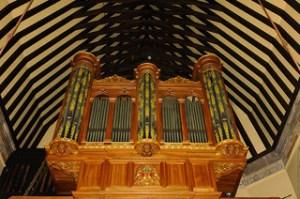 Balliol Chapel organ