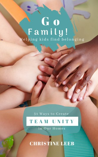 Go Family Front Cover 2019