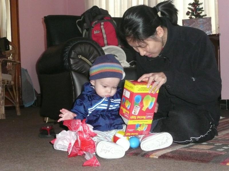 Christmas gift ideas age 1
