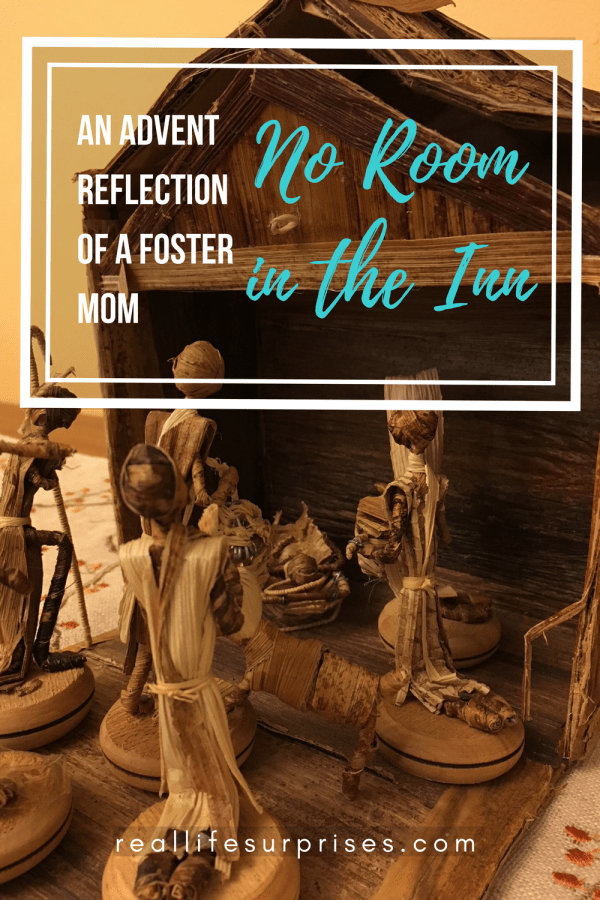 No Room in the Inn: An Advent Reflection of a Foster Mom