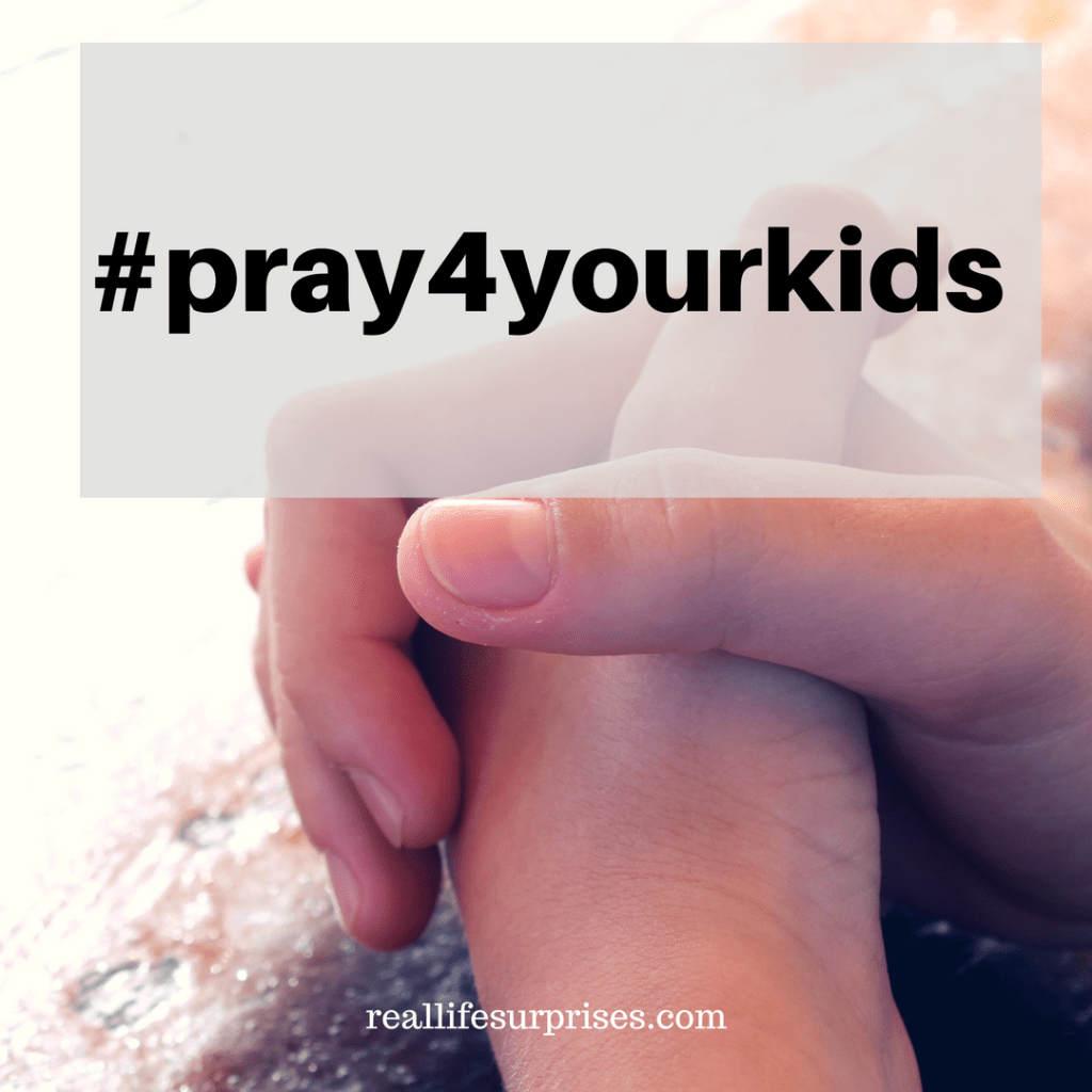 pray for your kids