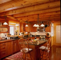 Log Home Design Trends Real Style