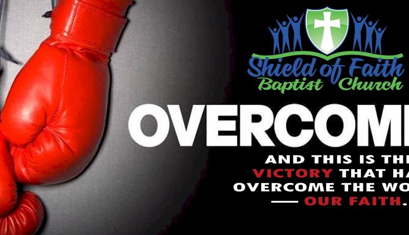 OVERCOMER | Church Theme 2017