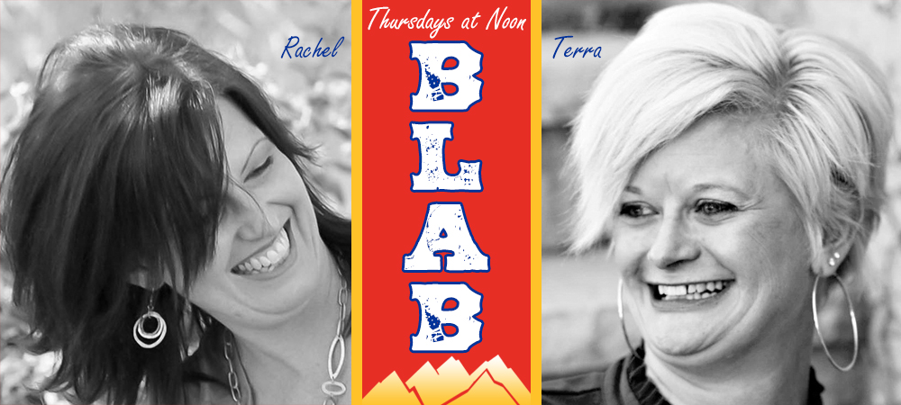 Rachel Moore with Terra Walker on Blab