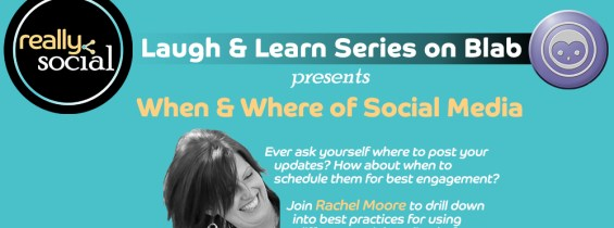 When & Where to Use Social Media | Live Video