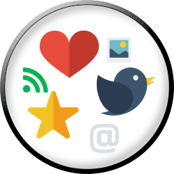 Really Social | Social Media Engagement (icon)