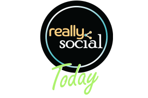 Really Social Today (newsletter logo)
