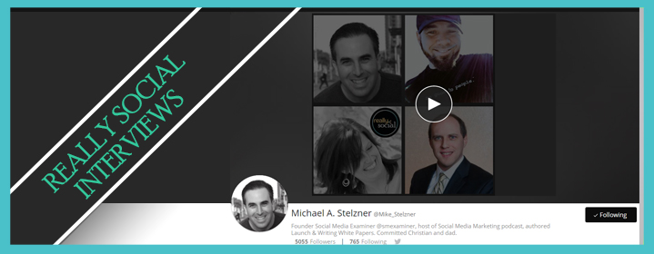 Rachel Moore was on Blab with Michael Stelzner of Social Media Examiner to chat about Twitter's new 10k character limit.