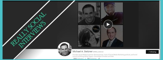 On-Air with Michael Stelzner & Social Media Examiner