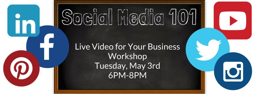 Social Media 201 Workshop: Livestreaming Video / Social Video