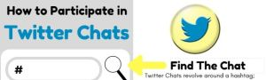 How to Participate in Twitter Chats (screenshot) | Really Social