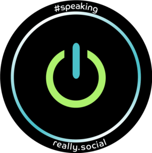 Really Social Speaking for your brand's social media reboot (icon)