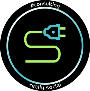 Really Social Consulting for your startup's social media (icon)