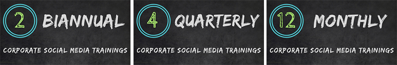Really Social | Corporate Social Media Training Packages (banner image)