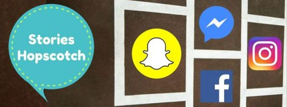 Stories Hopscotch: Snapchat!