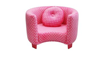 Comfy Spotted Kids Chair   Really Cool Chairs