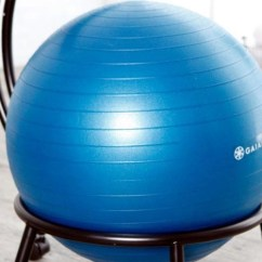 Yoga Ball Chair Exercises Thomas Potty Mothercare Gaiam Balance - Really Cool Chairs