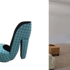 High Heel Shoe Furniture Chair Rv Rack Really Cool Chairs