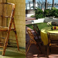 Bamboo Folding Chair Dining Cushion Covers Chairs Really Cool Natural