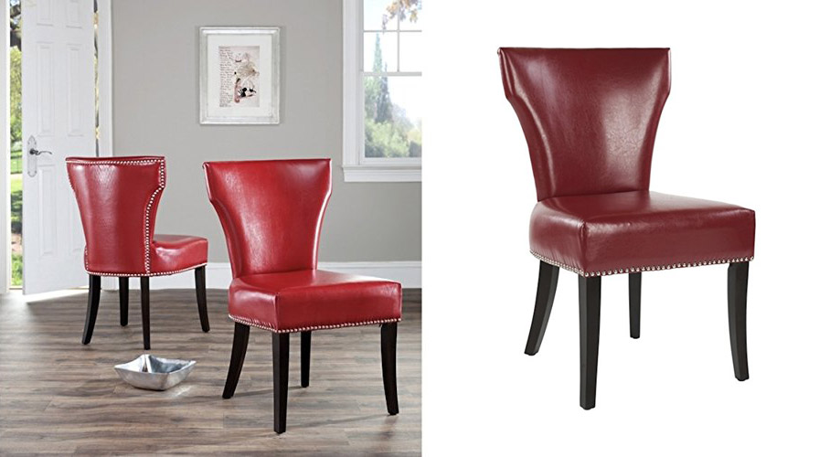 safavieh dining chairs chair foot pads really cool
