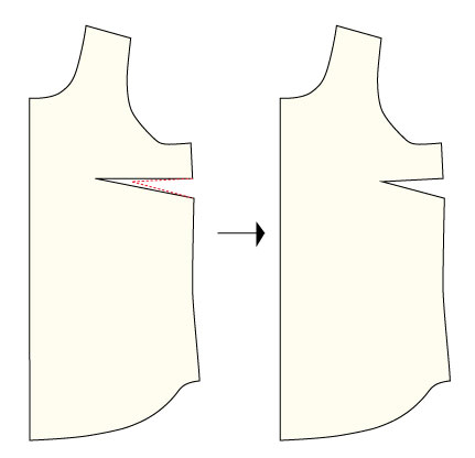 How to Make a Tank Top Pattern, Part 2 / Amy Alan / Really