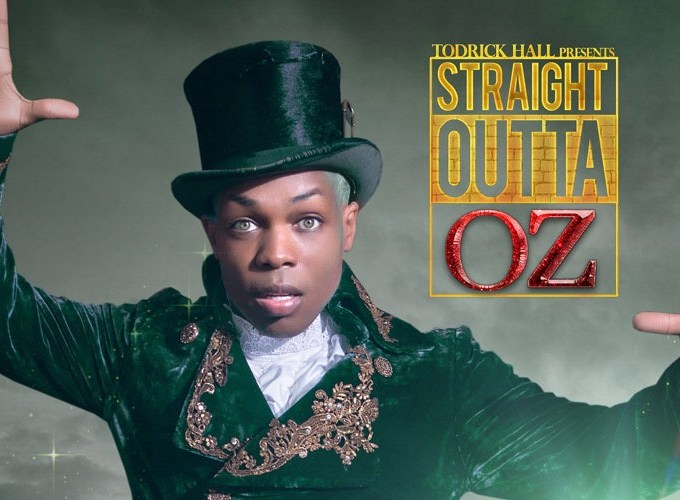 Todrick Hall Straight Outta Oz