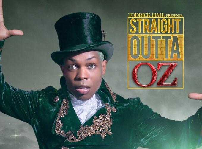 Todrick Hall Straight Outta Oz Tour