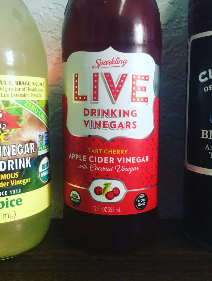 Apple Cider Vinegar Drinks