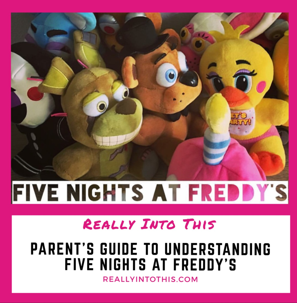 2017 05 freddy fazbear costume amazon - Parent S Guide To Understanding Five Nights At Freddy S Really Into This