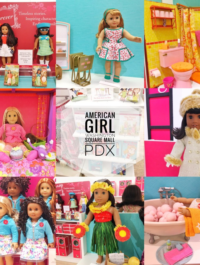 American Girl at Washington Square Mall
