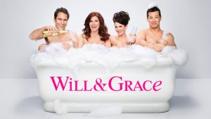 Will and Grace Fall TV 2017 NBC Really Into This