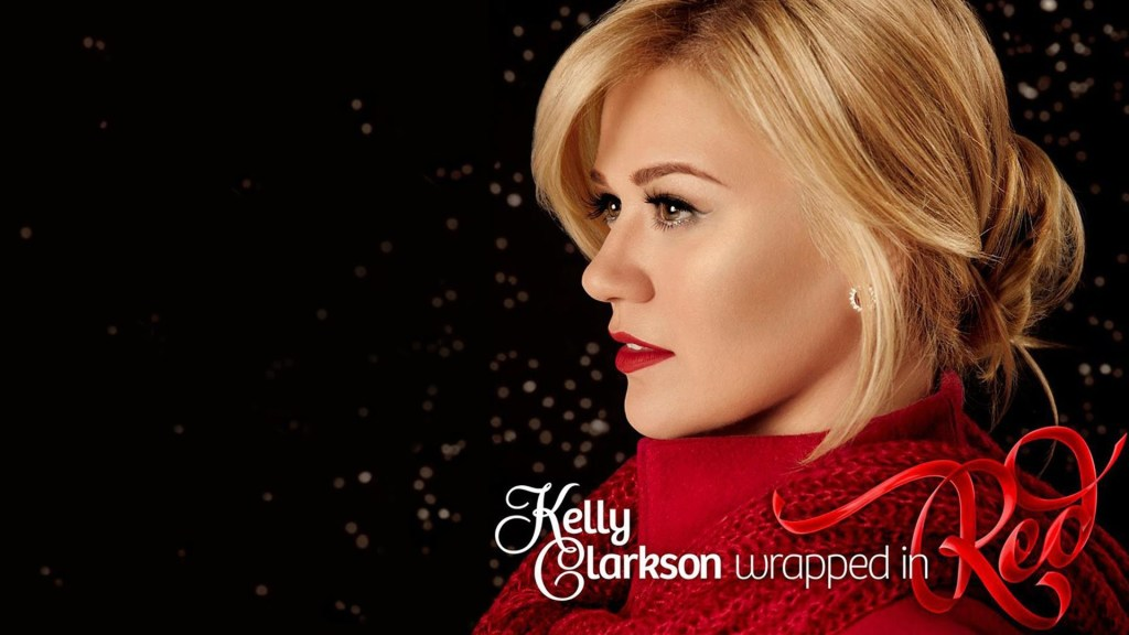 Kelly Clarkson Wrapped in Red Album Review Really Into This Blog YouTube