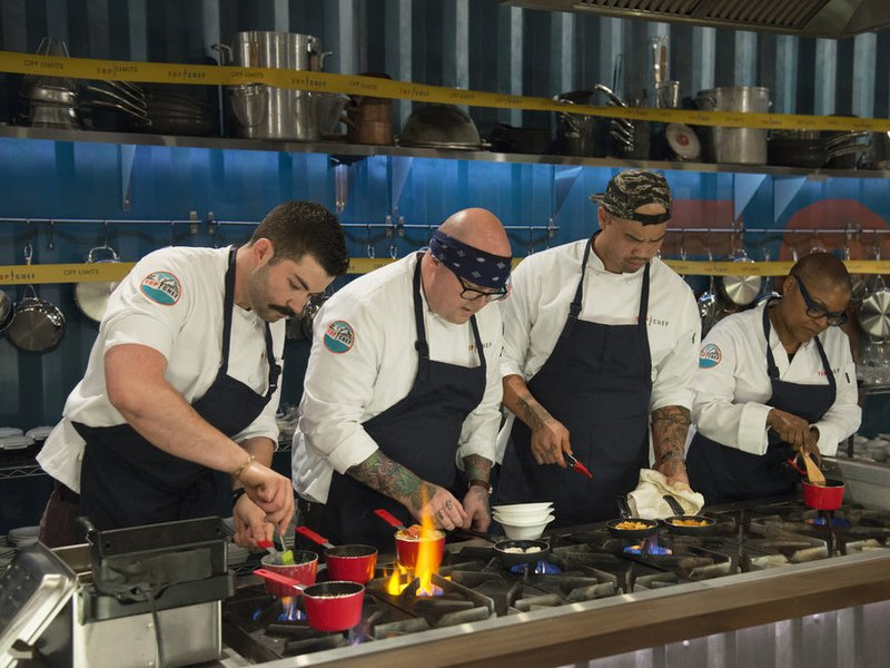 Top Chef Last Chance Kitchen Season  Food Network