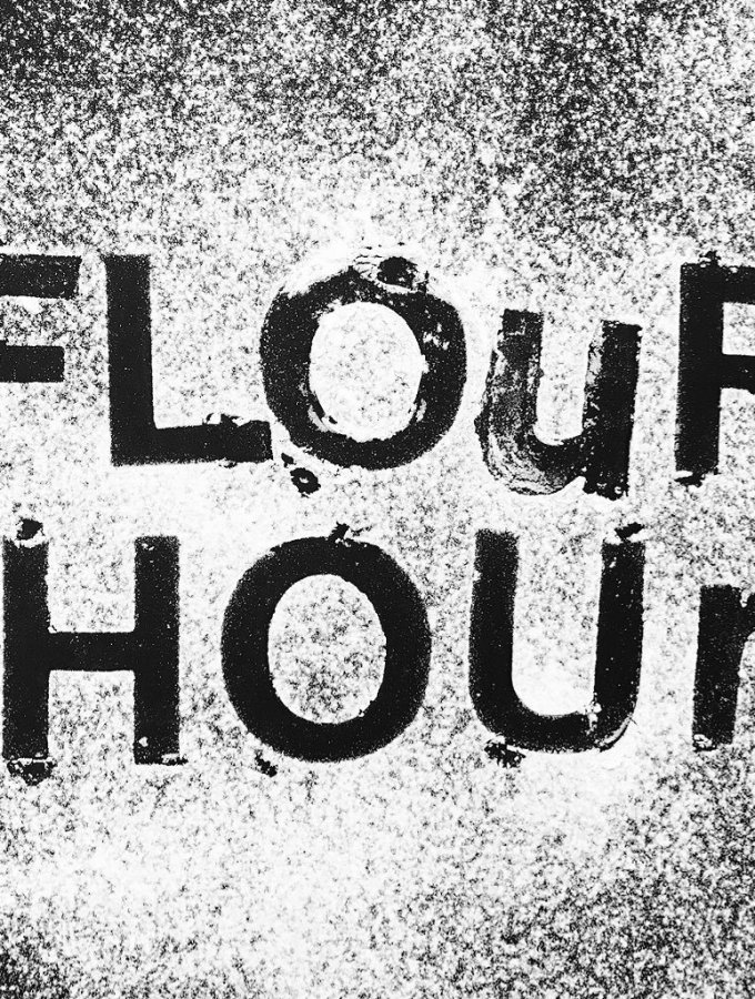 Flour Hour Podcast with Amanda Faber & Jeremiah Duarte Bills