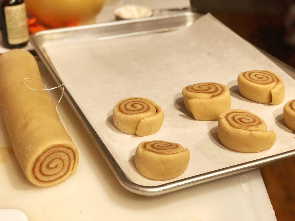 King Cake Cinnamon Roll Recipe Really into This Blog Final Floss