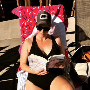 Sarah's Summer Poolside Reading List Really Into This