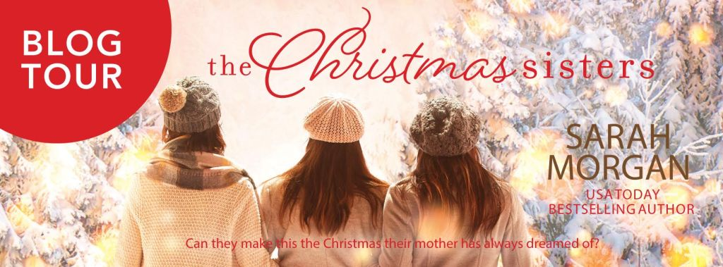 The Christmas Sisters by Sarah Morgan Book Review Blog Tour HQN Really Into This