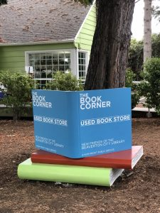 Beaverton Book Corner New Sign 2018 Really Into This Blog