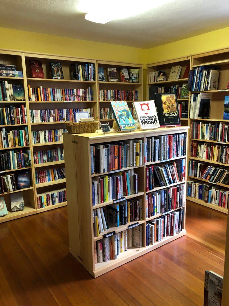 Beaverton Book Corner Really Into This Blog Fiction Room