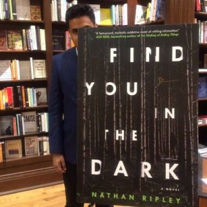 Find You In The Dark by Nathan Ripley Really Into This Blog Author Bio Twitter