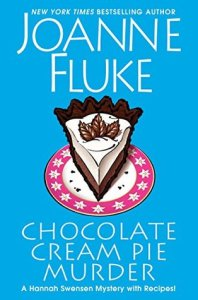 Chocolate Cream Pie Murder by Joanne Fluke Book Review Really Into This Goodreads