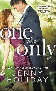 One and Only by Jenny Holiday Book Review Really Into This Goodreads