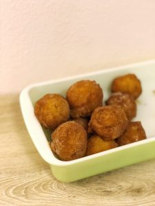 Buttermilk Doughnut Holes Recipe Really Into This Cinnamon Sugar