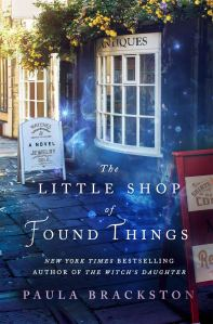 Book Review: The Little Shop of Found Things by Paula Brackston Amazon
