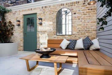 Really Nice Gardens: Chelsea Courtyard